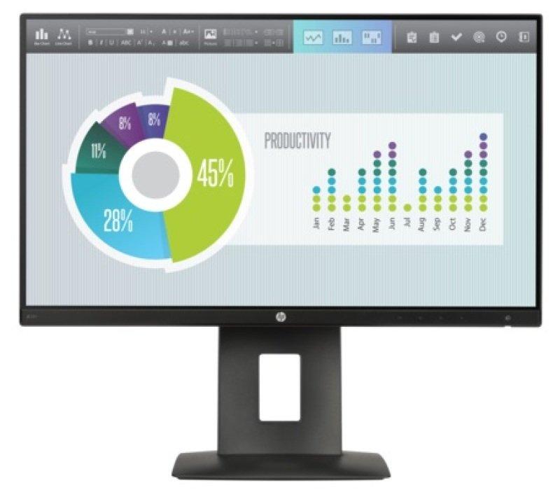 "HP Z22n 21.5"" Full HD IPS Monitor"