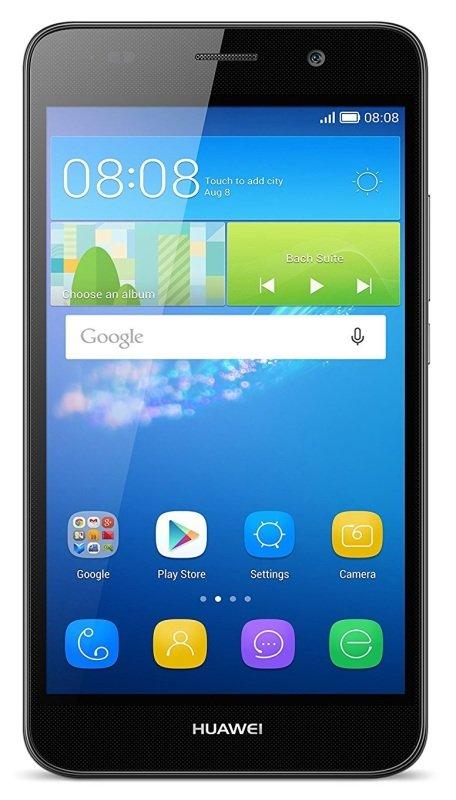 Huawei Y6 8GB Phone - Black