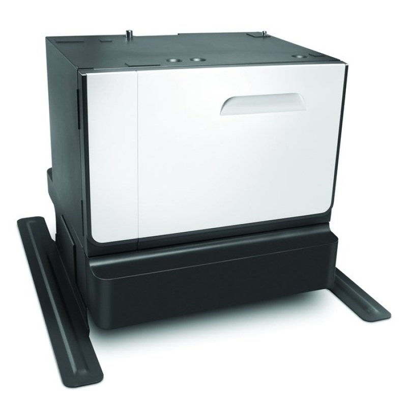 Image of HP PageWide Enterprise Printer Cabinet and Stand