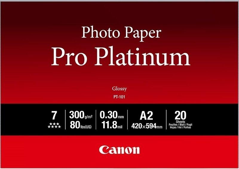 Canon Photo Paper Pro Platinum A2