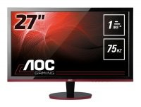 "AOC G2778VQ 27"" 1080p 1ms 60Hz Gaming Monitor With Speakers"