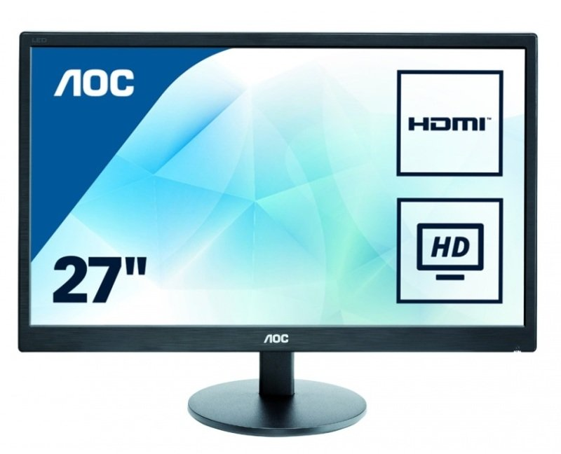 "AOC E2775SJ 27"" LED Full HD Monitor"