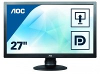 "AOC I2775PQU 27"" Full HD LED Monitor"