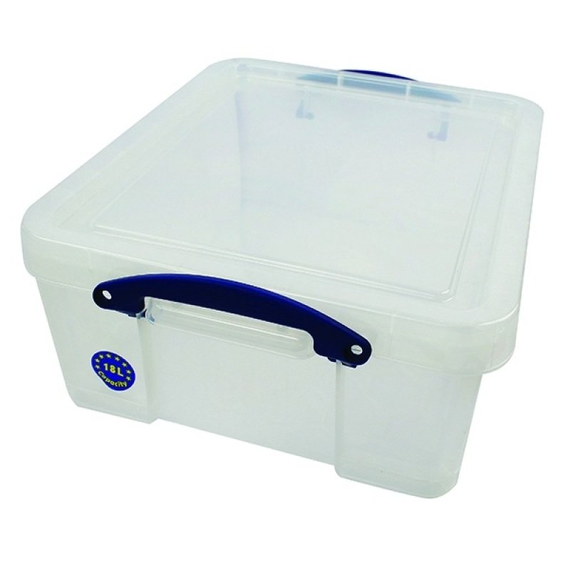 Really Useful 18 Litre Storage Box