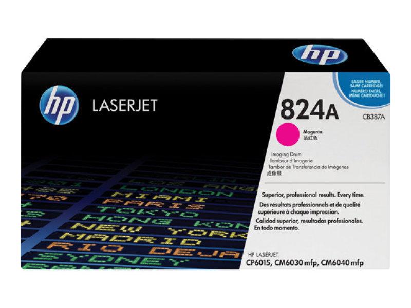 HP 824A Magenta Drum Kit - CB387A