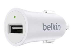 Belkin MIXIT White USB Car Charger