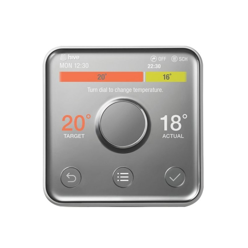 Hive HAH2PMZ Active Heating Multi-Zone Thermostat