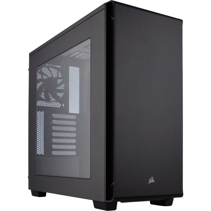 Carbide 270r Mid-tower Atx Windowed