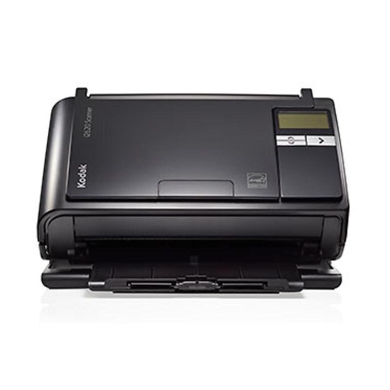 A4 Colour Document Scanner 60ppm Mono / Colour 600 Dpi 3 Year Next Busin