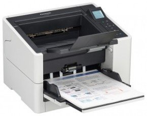 A4 Desktop Scanner 85ppm Colour 600 X 600 Dpi Usb Compliant 1 Year On-si