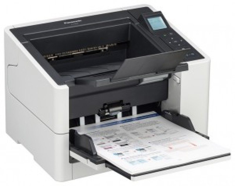 Panasonic KV-S2087 A4 DT Workgroup Document Scanner