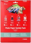 Canon Photo Paper Variety Pack and 10 x 15cm (Pack of 20)