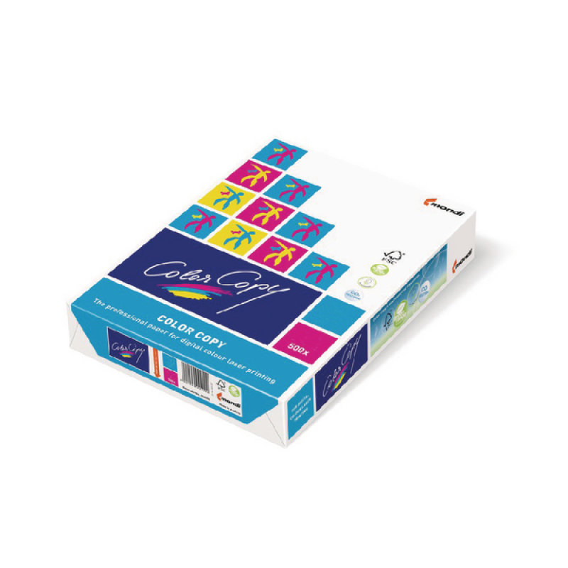 Image of Color Copy A3 Paper 120gsm White (Pack of 250)