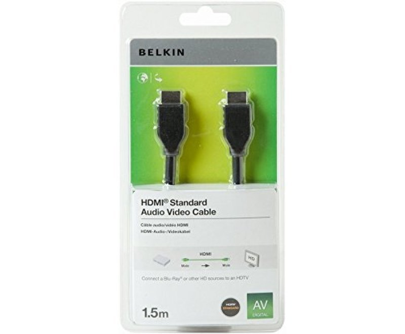 Belkin HDMI Digital Video Cable 1.5m