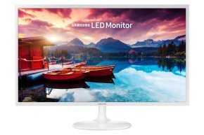 "Samsung S32F351FUU 32"" Full HD LED Monitor White"
