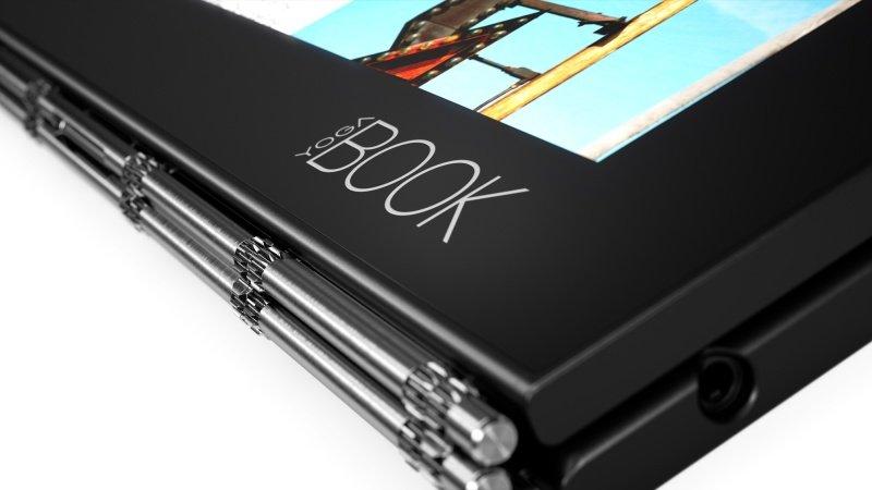 Lenovo YogaBook 2-in-1 Laptop - Carbon Black