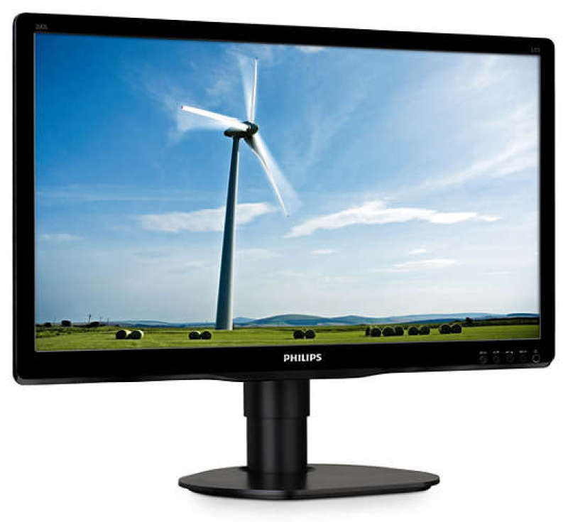 "Philips 200S4LYMB/00 19.5"" LED Monitor"