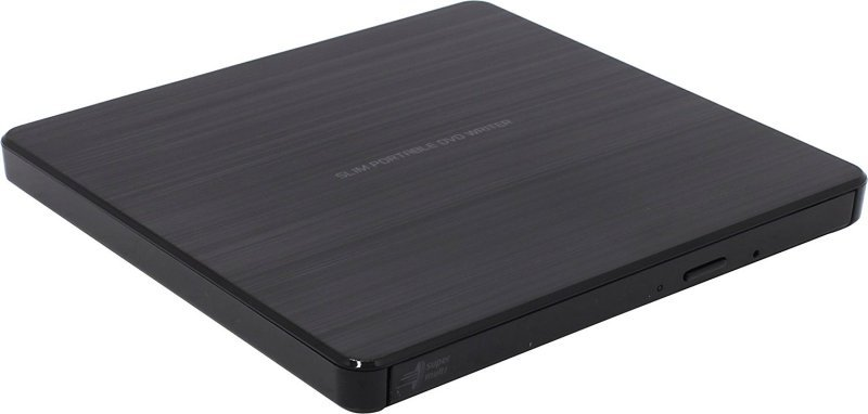LG Ultra-Slim Portable DVD Burner & Drive M-DISC