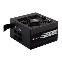 Corsair 750W TX750M Gold Hybid Modular Power Supply/PSU