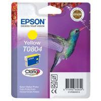 Epson T0804 Yellow Ink Cartridge