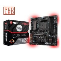 MSI AMD B350M MORTAR AM4 mATX Motherboard