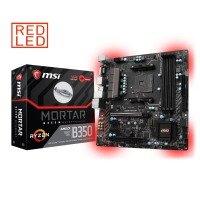 MSI AMD B350M MORTAR AM4 mATX Motherboard