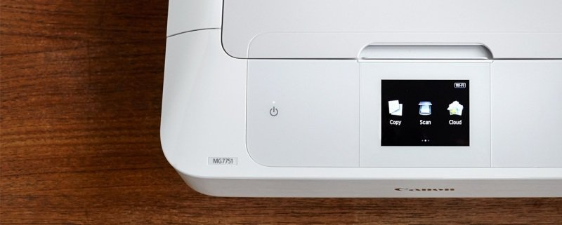 Canon Pixma MG7751 All-in-One Wireless Inkjet Printer