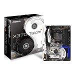 ASRock AMD X370 Taichi AM4 ATX Motherboard