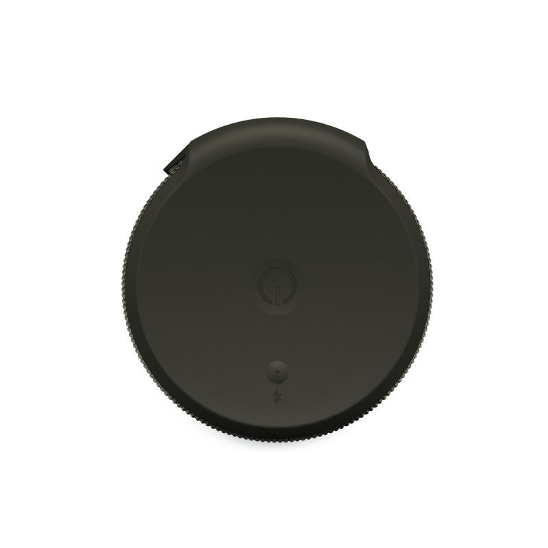 Logitech UE MEGABOOM - CHARCOAL FABRIC BLACK STRAP