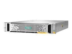 HPE StoreVirtual 3200 FC no SFP w/6 900GB SAS SFF HDD Bundle/TVlite