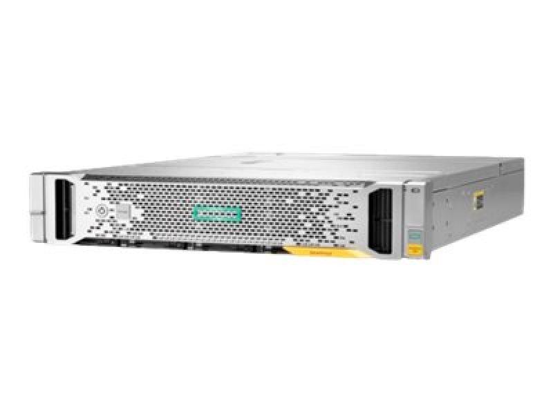 HPE StoreVirtual 3200 4-port 10GbE iSCSI LFF Storage