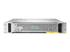 HPE StoreVirtual 3200 4-port 16Gb Fibre Channel LFF Storage