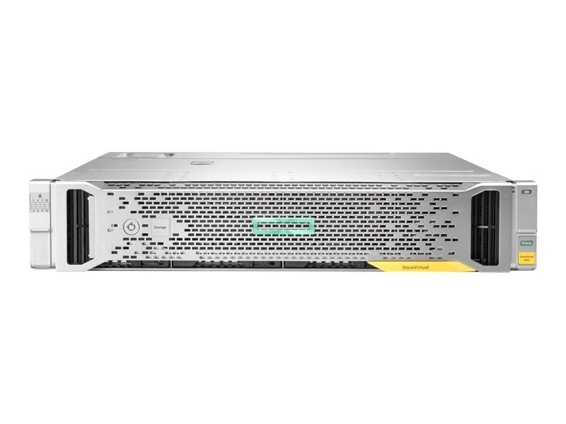 HPE StoreVirtual 3200 4-port 16Gb Fibre Channel SFF Storage