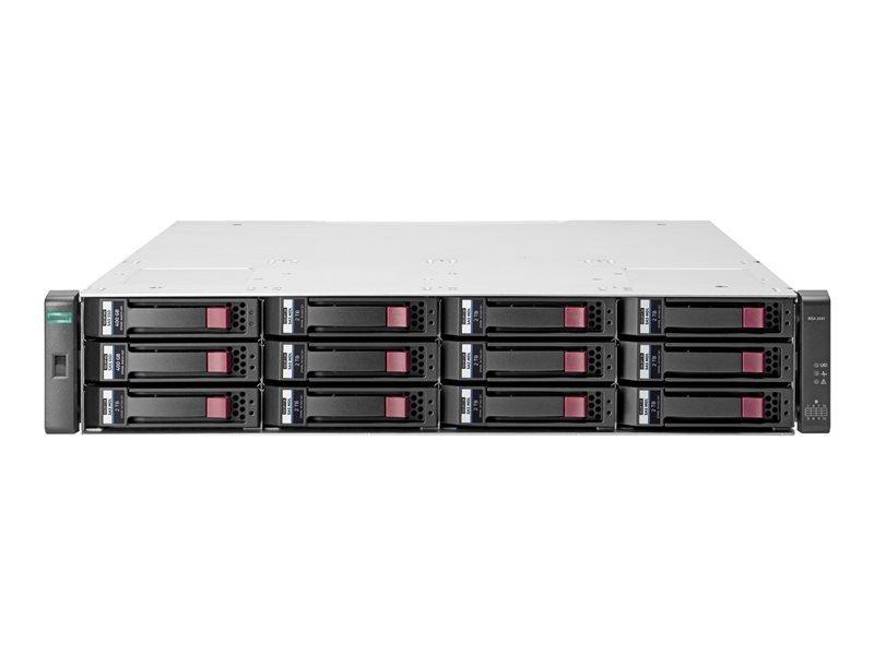 HPE MSA 2042 SAN Dual Controller LFF Storage