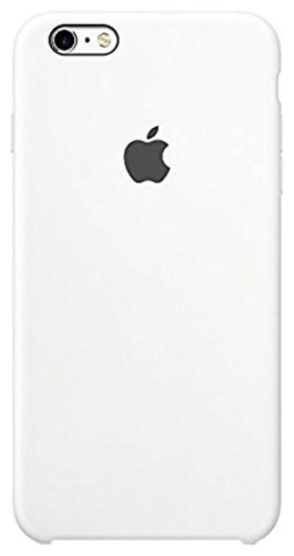 Apple iPhone 6s Plus Silicone Case White cheapest retail price