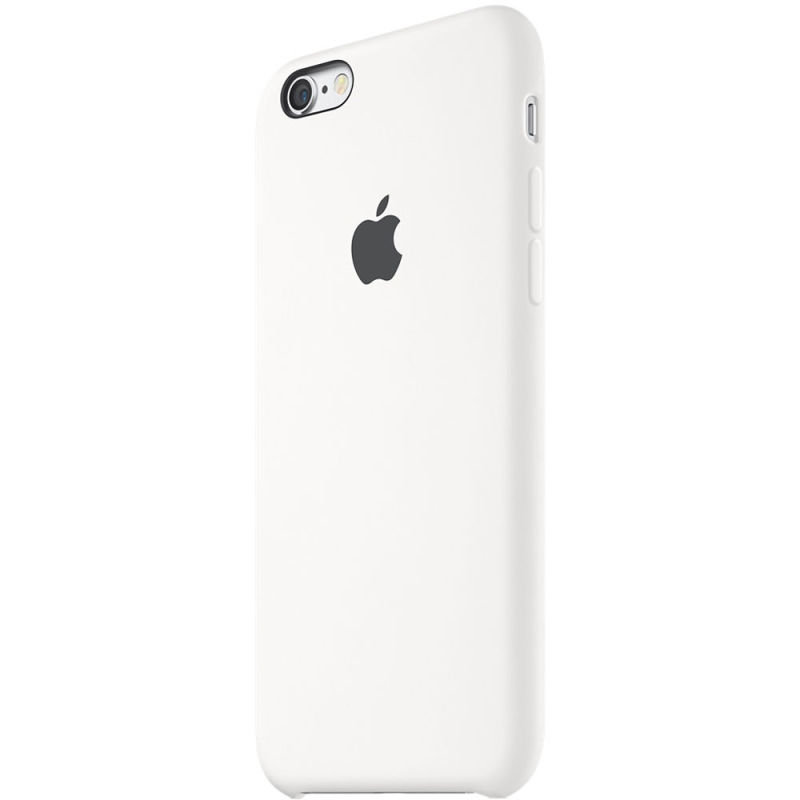 d9dc3ee435629 Apple iPhone 6 Plus   6s Plus Silicone Case - White