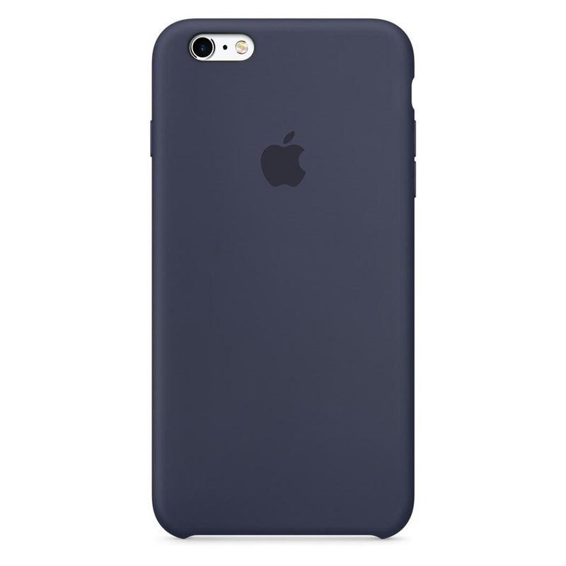 Apple iPhone 6s Plus Silicone Case Midnight Blue cheapest retail price