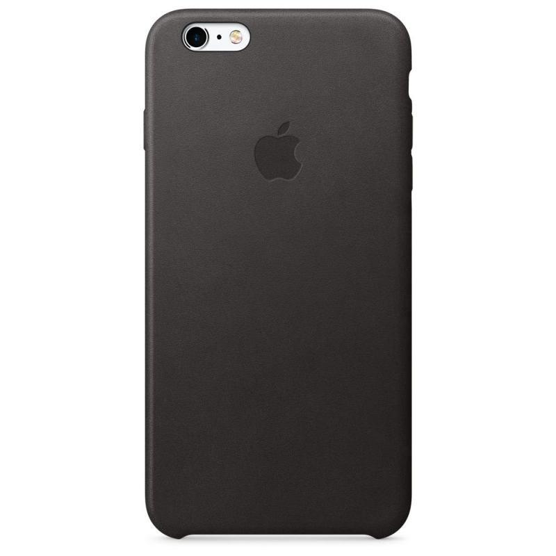 Apple iPhone 6s Plus Leather Case Black cheapest retail price