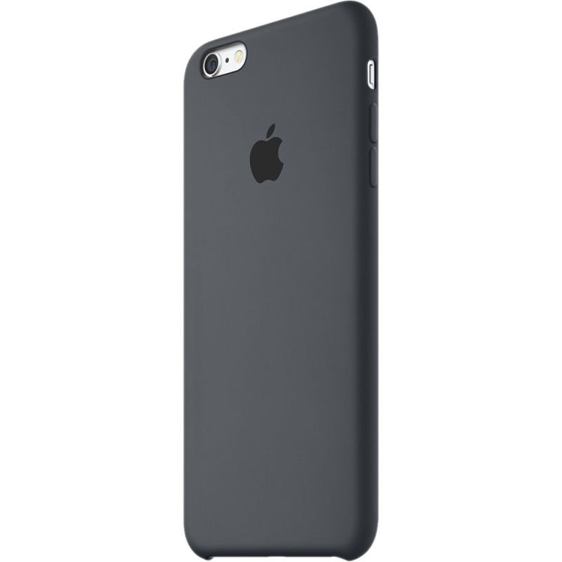 Apple iPhone 6s Plus Silicone Case Charcoal Gray cheapest retail price