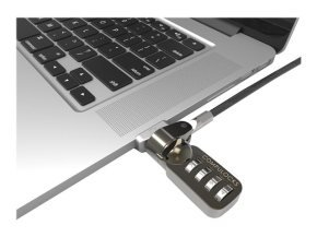 Maclocks The Ledge - System security kit - silver - for Apple MacBook Pro with Retina display (13.3 in, 15.4 in)
