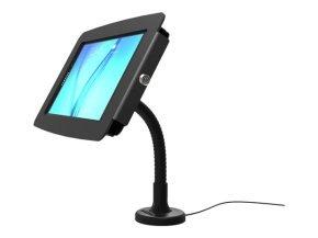 K/Galaxy Tab E 9.6 w Flex Arm Kiosk Blk