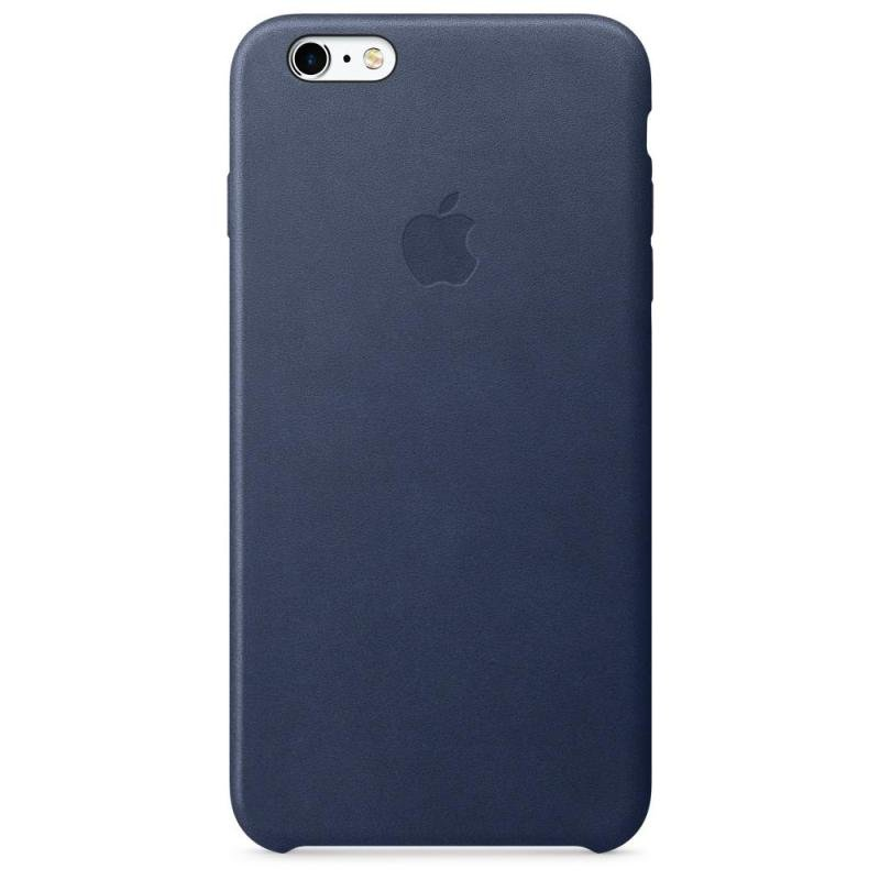 Apple iPhone 6s Plus Leather Case Midnight Blue cheapest retail price