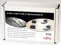 Fujitsu Consumable Kit For fi-7x40/ fi-7x60 / fi-7x80 Models