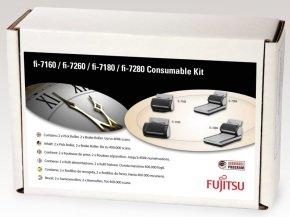 Fujitsu Consumable Kit For fi-7x40/ fi-7x60 / fi-7x80 Models