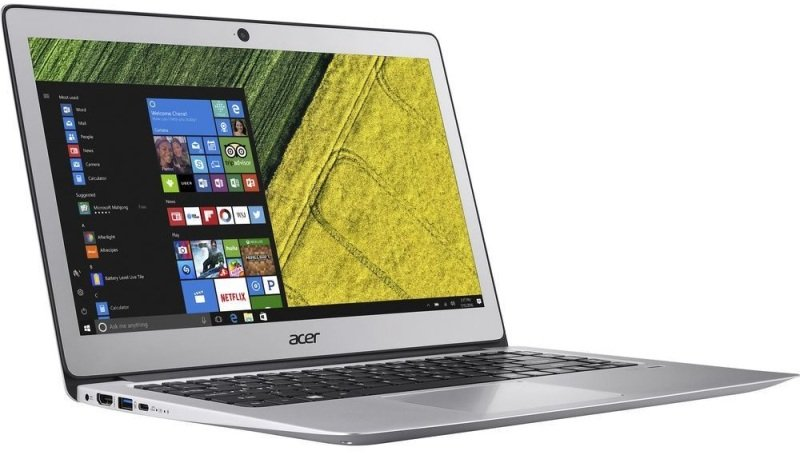 Acer Swift 3 (SF314-51) Laptop - Silver