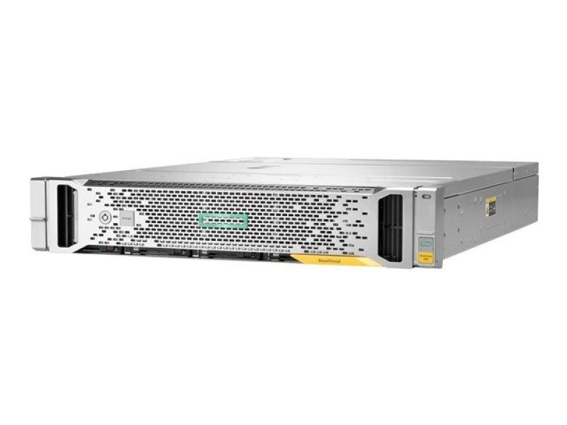 HPE StoreVirtual 3200 4-port 1GbE iSCSI SFF Storage