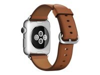 Apple 38mm Classic Buckle - Watch strap - leather - for Watch (38 mm)