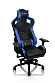 E-sports ThermaltakeGTF100 Black/Blue Chair Fit Seriies