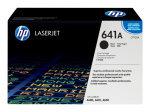 HP 641A Black Toner Cartridge 9000 Pages - C9720A