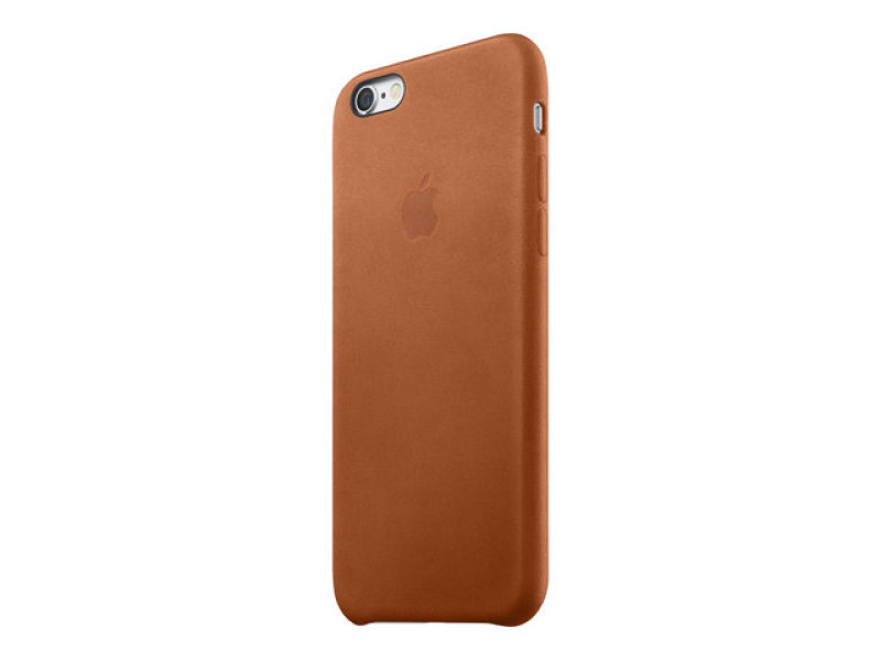 Apple iPhone 6s Leather Case Saddle Brown cheapest retail price